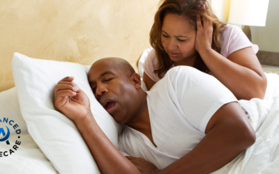 How To Talk To Your Partner About Their Sleep Issues