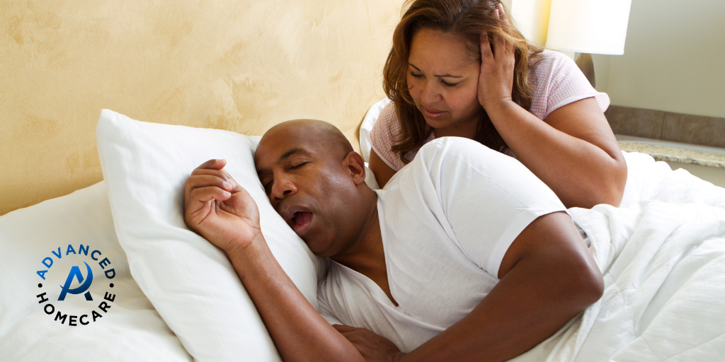 how to confront your partner about their snoring -featured