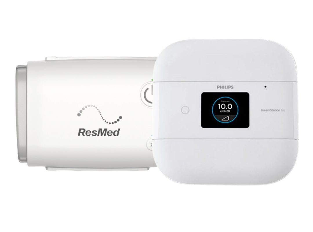 TravelPAP machine from Resmed