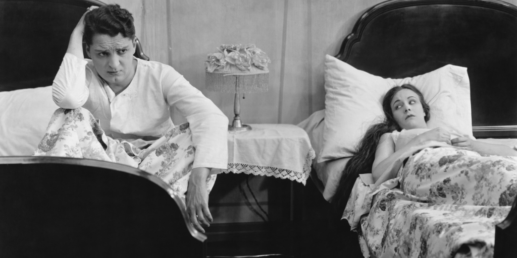 5 ways to avoid having to sleep separately
